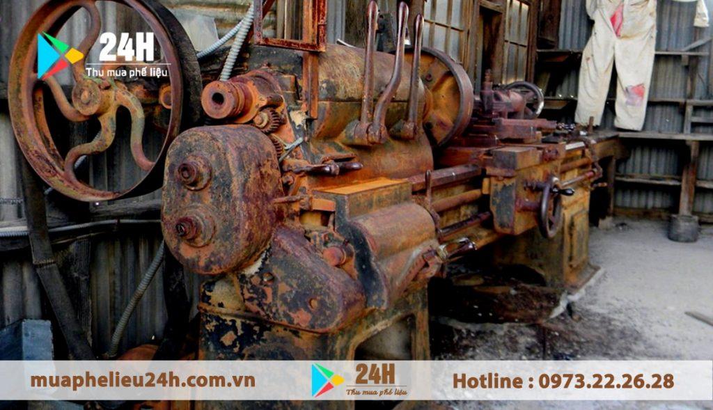 Công ty thu mua máy móc cũ giá cao