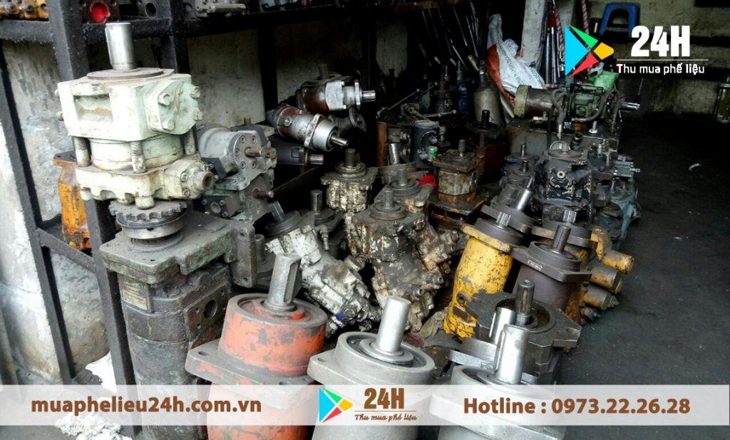 Thu mua máy cũ phế liệu giá cao